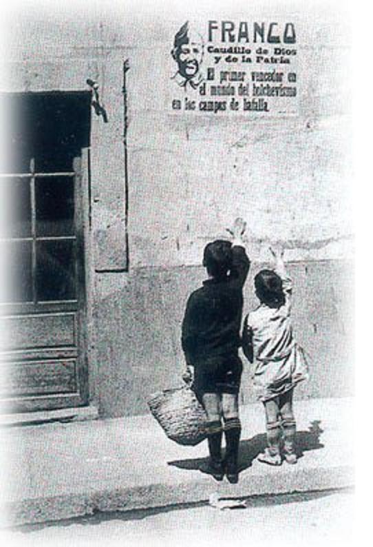 Post-guerra espanyola